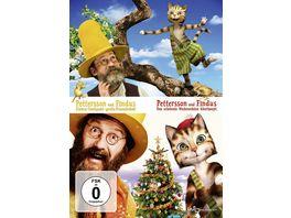 Pettersson und Findus 1 2 2 DVDs