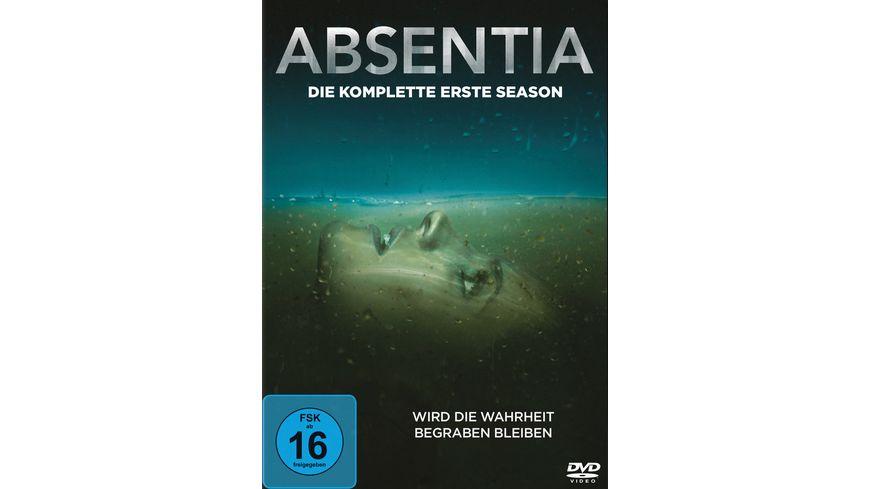 Absentia Die komplette erste Season 3 DVDs