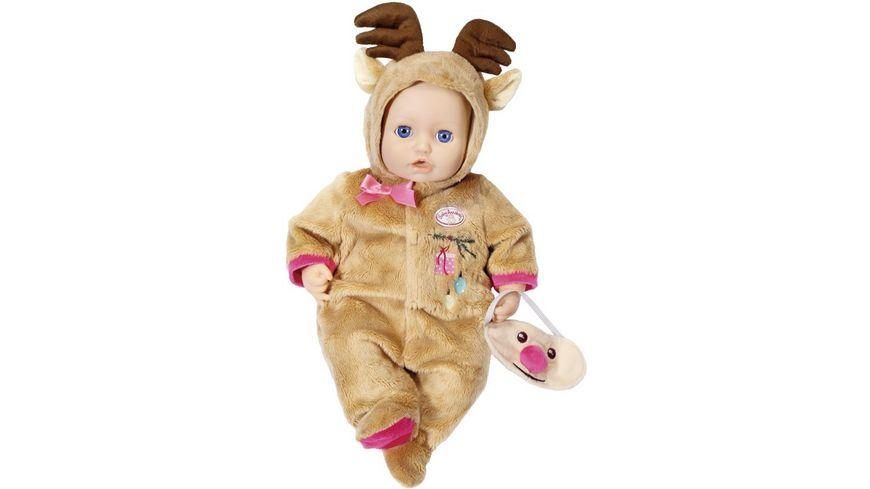 Zapf Creation Baby Annabell Deluxe Set Rentier