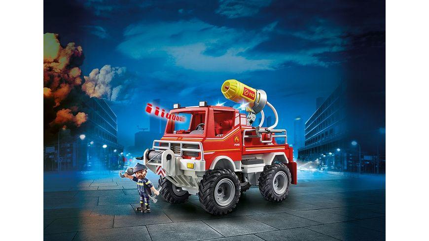 PLAYMOBIL 9466 City Action Feuerwehr Truck