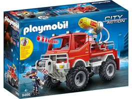 PLAYMOBIL 9466 City Action Feuerwehr Truck