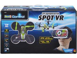 Revell Control 23872 VR Quadcopter VR SHOT