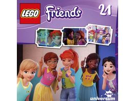 Lego Friends CD 21
