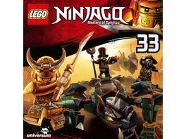 LEGO Ninjago CD 33