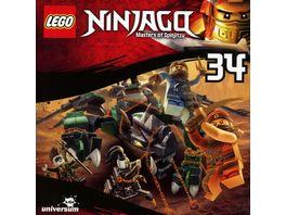 LEGO Ninjago CD 34