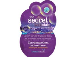 treaclemoon Badeschaum the secret mountain