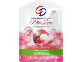 CD Schaeumendes Badesalz Reine Liebe