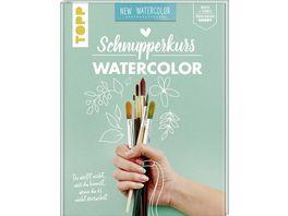 Schnupperkurs Watercolor