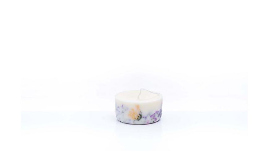 MUNIO CANDELA Sojawachs Kerze Wild flowers Brenndauer 15h