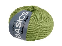 Lana Grossa Wolle Merino Plus 50g