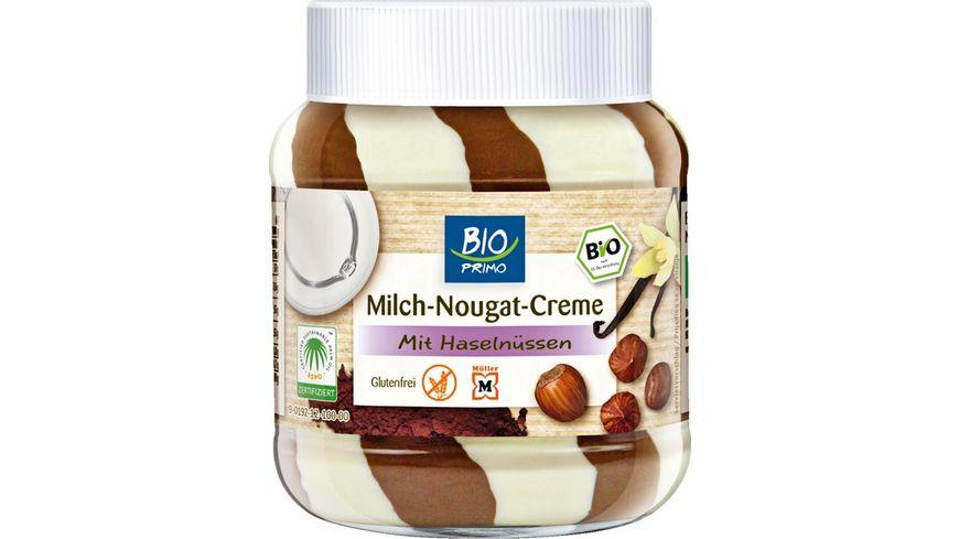BIO PRIMO Milch Nougat Creme