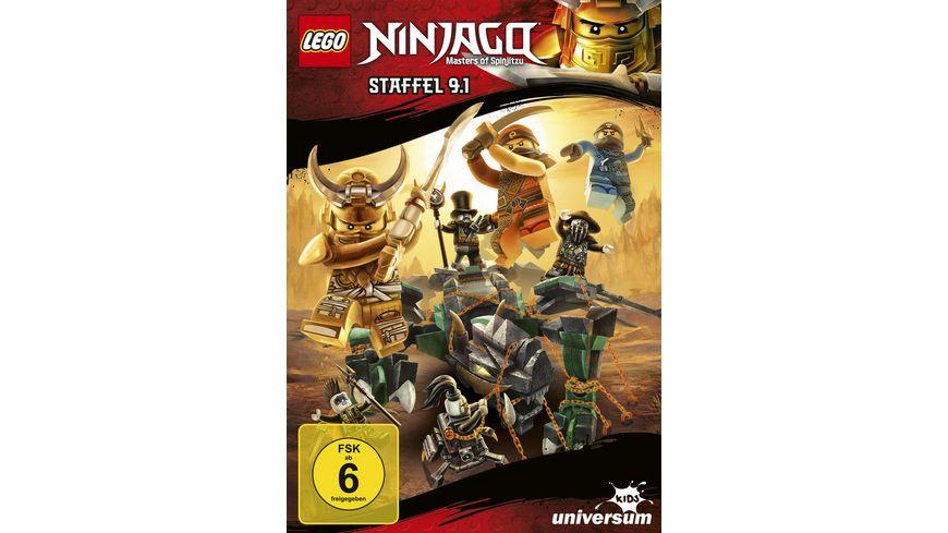 LEGO Ninjago Staffel 9 1