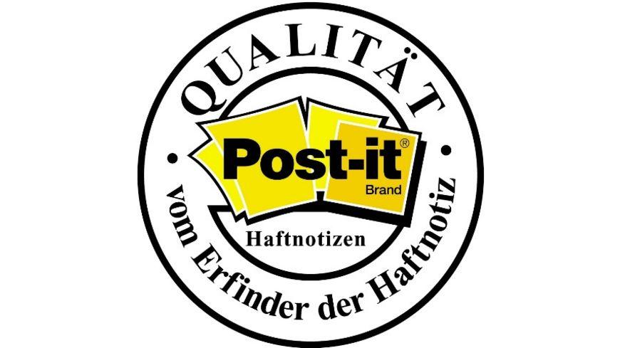Post It Haftnotiz Wuerfel gelb 450 Blatt