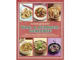 Wok und Pfannengerichte