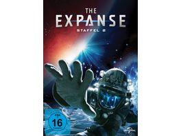 The Expanse Staffel 2 4 DVDs