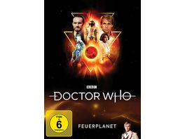 Doctor Who Fuenfter Doktor Feuerplanet 2 DVDs