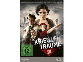 Krieg der Traeume 3 DVDs