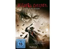 Jeepers Creepers Collection 1 3 Limitierte Edition 3 DVDs