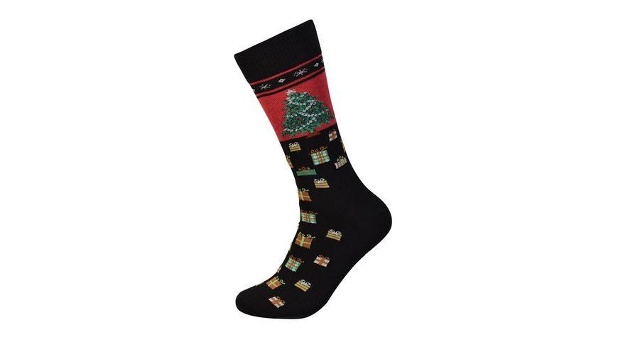 HOTSOX Herren Socken CHRISTMAS TREE