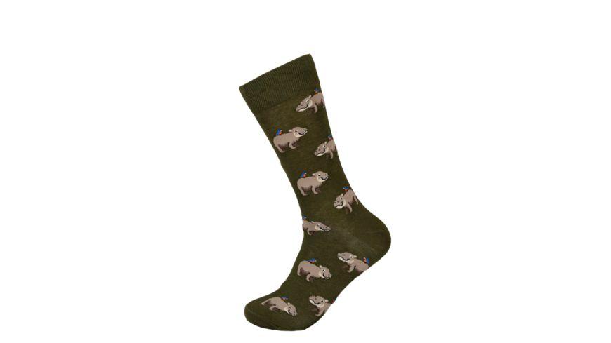 HOTSOX Herren Socken HIPPO