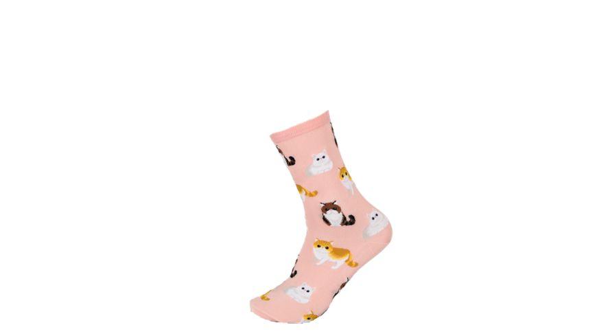 HOTSOX Damen Socken CATS