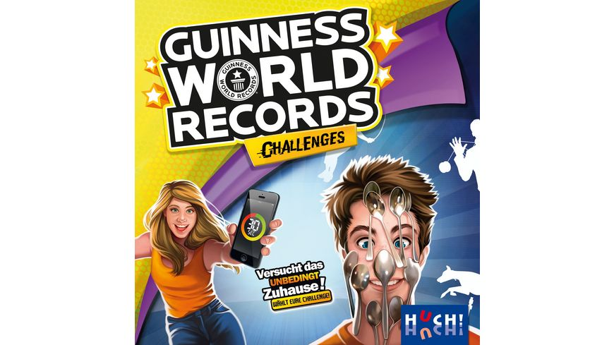 Huch Verlag - Guinness World Records