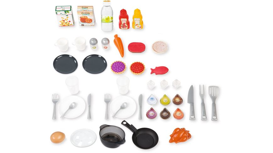 Smoby Roleplay Tefal French Touch Bubble Kueche