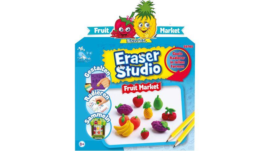 Beluga Eraser Studio Fruits