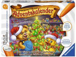 Ravensburger tiptoi Adventskalender die Weihnachtswerkstatt