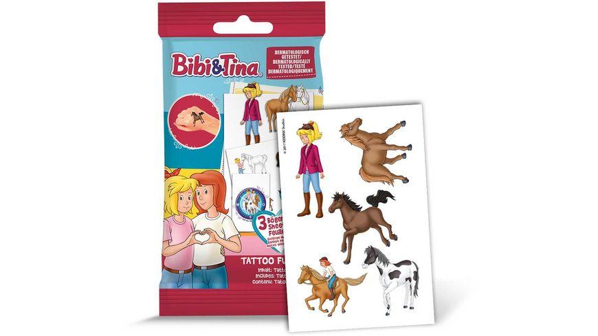 CRAZE Tattoo Fun Set Bibi Tina