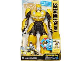 Hasbro Transformers Movie 6 Hero DJ