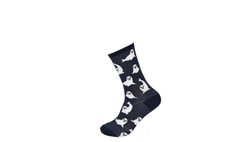 HOTSOX Damen Socken SEALS