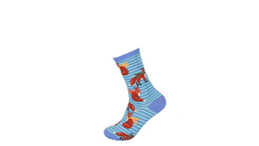 HOTSOX Damen Socken FOXES