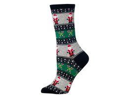 HOTSOX Damen Socken SANTA FAIRISLE