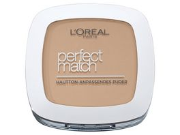 L OREAL PARIS Perfect Match Mattierendes Puder