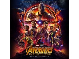 Avengers Infinity War Picture Vinyl