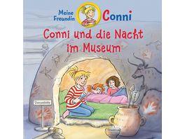 57 Conni Und Die Nacht Im Museum