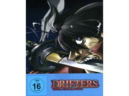 Drifters Battle In A Brand New World War Limitierte Premium Edition 2 BRs