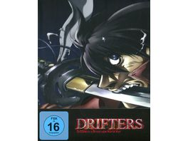 Drifters Battle In A Brand New World War Limitierte Premium Edition 2 DVDs