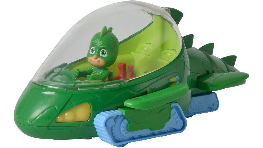 Simba PJ Masks Deluxe Geckomobil