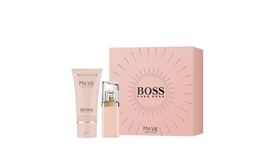 BOSS MA VIE Duftset Eau de Parfum Bodylotion