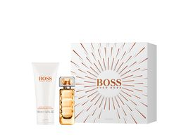 BOSS ORANGE WOMAN Duftset Eau de Toilette Bodylotion
