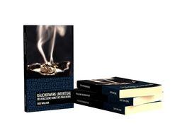 ELENATURA Raeucherwerk Buch Raeucherwerk und Ritual Die vergessene Kunst des Raeucherns