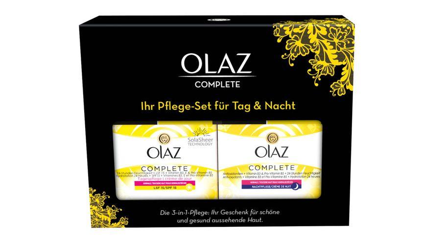 OLAZ Essentials Complete Tag Nachtpflege
