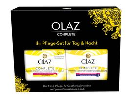 OLAZ Essentials Complete Tag Nachtpflege