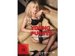Young Pussys Frivol Horny