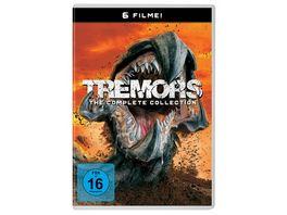 Tremors 1 6 6 DVDs
