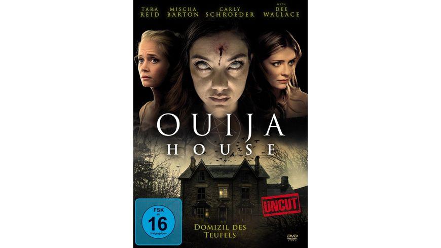 Ouija House Domizil des Teufels Uncut