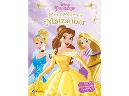 Disney Prinzessin Mein goldener Malzauber