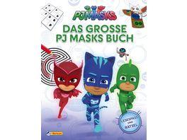 PJ Masks Das grosse PJ Masks Buch